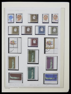 Stamp collection 33143 Latvia 1991-2009.