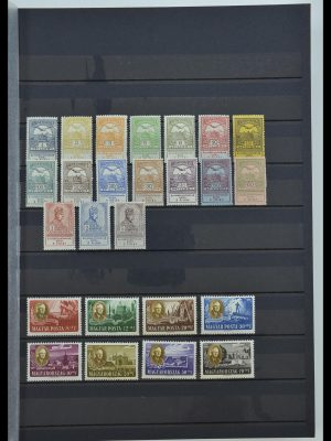 Stamp collection 33245 Hungary 1913-1973.
