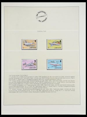 Stamp collection 33308 Thematic airmail 1925-2012.