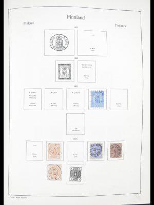 Stamp collection 33379 Scandinavia 1856-1972.