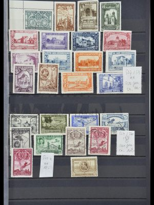 Stamp collection 33409 European countries 1852-1940.