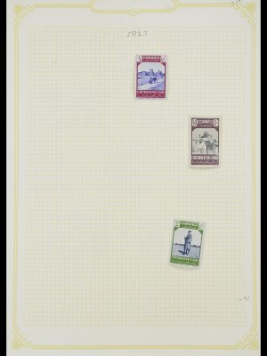 Stamp collection 33437 Spanish colonies 1894-1967.