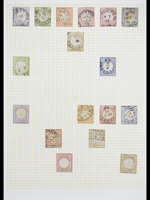 Stamp collection 33451 European countries 1850-1990.