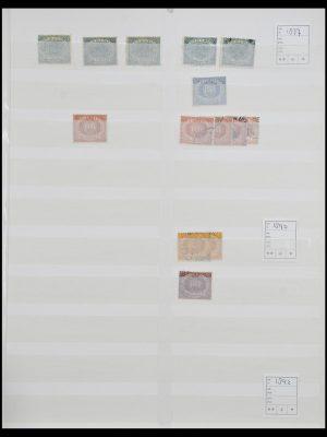 Stamp collection 33492 San Marino 1877-1959.