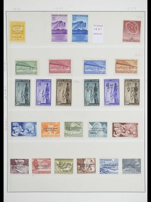 Stamp collection 33539 Europa CEPT 1942-2008.
