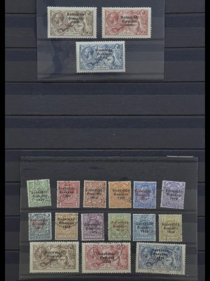 Stamp collection 33612 Ireland 1922-1980.