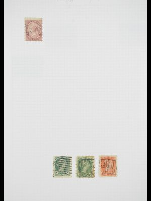 Stamp collection 33660 Canada 1859-2003.