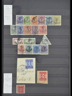 Stamp collection 33671 Czechoslovakia 1918-2000.