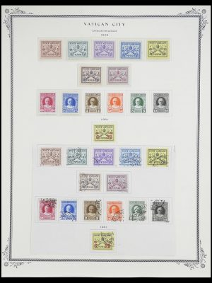 Stamp collection 33676 Vatican 1929-1986.