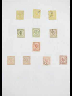 Stamp collection 33684 Yugoslavia 1866-1918.