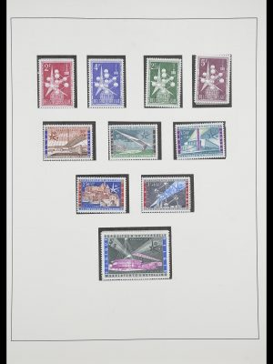 Stamp collection 33747 Various thematics 1958-1986.