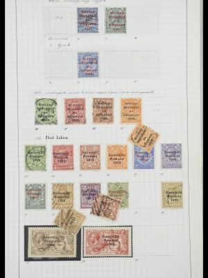 Stamp collection 33789 Ireland 1922-1960.