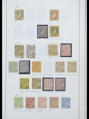 Stamp collection 33792 Monaco 1885-1950.