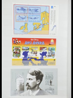 Stamp collection 33818 Finland 1875-2014.