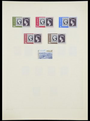 Stamp collection 33820 Luxembourg 1880-2000.