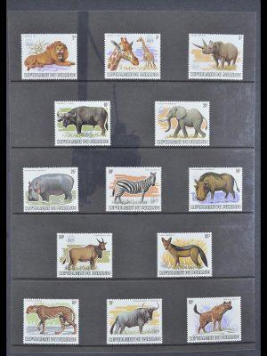 Stamp collection 33764 Burundi 1962-2004.