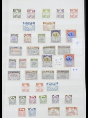 Stamp collection 33845 Greenland 1938-2014!