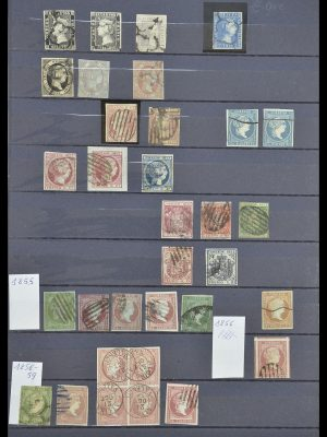 Stamp collection 33846 Spain 1850-2010.