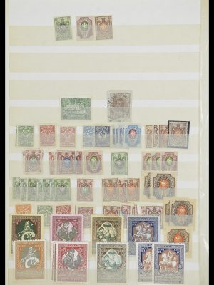 Stamp collection 33861 Russia 1866-1978.