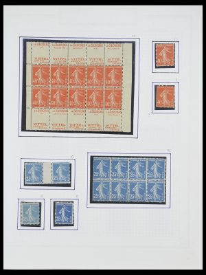 Stamp collection 33869 France 1900-1983.