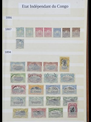 Stamp collection 33875 Europa.