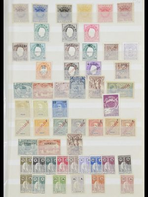 Stamp collection 33896 Macao 1884-1999.