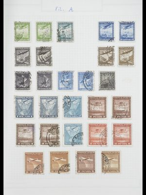 Stamp collection 33913 Latin America 1850-1950.