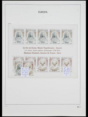 Stamp collection 33985 Europa CEPT souvenir sheets 1974-2014.