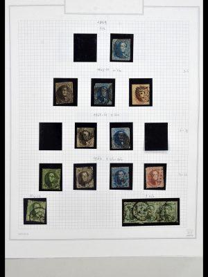Stamp collection 34001 Belgium 1849-1998.