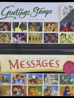 Stamp collection 34029 Great Britain presentation packs 1978-2004.