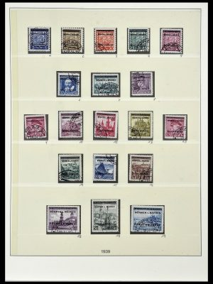 Stamp collection 34050 German occupations WW II 1939-1945.