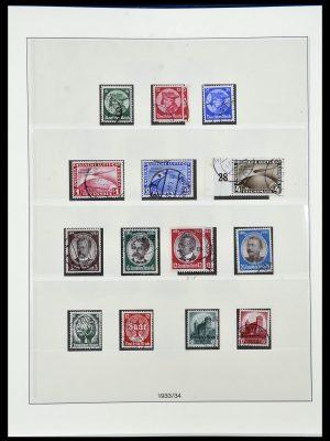Stamp collection 34055 German Reich 1933-1945.