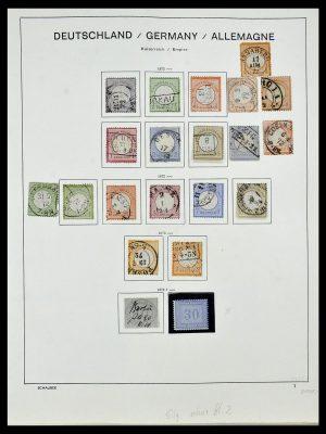 Stamp collection 34087 German Reich 1872-1945.