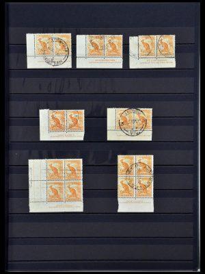 Stamp collection 34110 Australia 1937-1944.