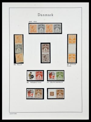 Stamp collection 34114 Australia covers 1914-1936.