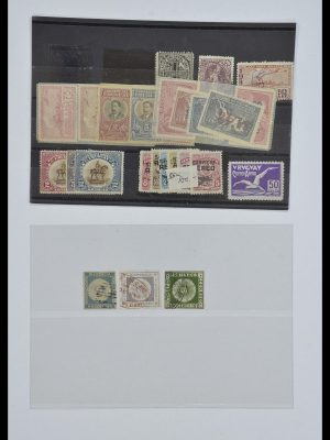 Stamp collection 34115 Uruguay 1856-1950.