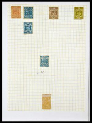 Stamp collection 34139 Estonia 1918-2002.