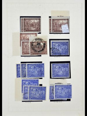 Stamp collection 34152 German Zones 1945-1949.