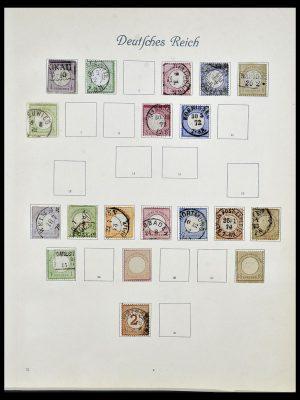 Stamp collection 34160 German Reich 1872-1931.