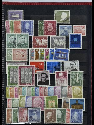 Stamp collection 34169 Germany 1880-1955.