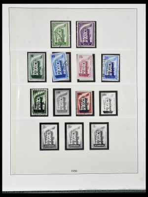 Stamp collection 34174 Europa CEPT 1956-1999.