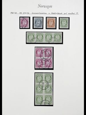 Featured image of Stamp Collection 34188 Norway 1962-2010.