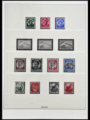 Stamp collection 34201 German Reich 1933-1945.