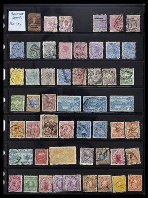 Featured image of Stamp Collection 34210 New Zealand 1870-2010.