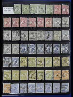 Featured image of Stamp Collection 34211 Australia 1913-2010.