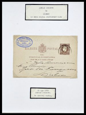 Featured image of Stamp Collection 34212 Portugal covers.