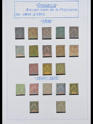 Featured image of Stamp Collection 34220 Polynesia 1892-2014!