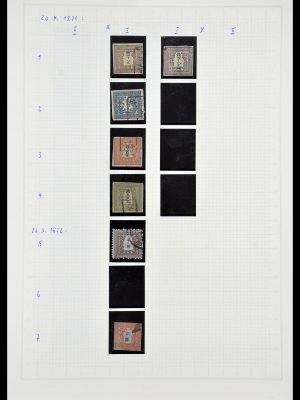 Stamp collection 34226 Japan 1871-1998.