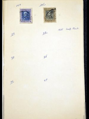 Featured image of Stamp Collection 34282 Italy and territories 1852-1940.