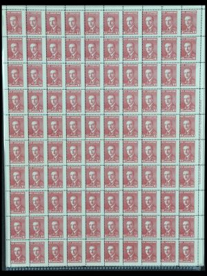 Featured image of Stamp Collection 13131 Albania 1925.